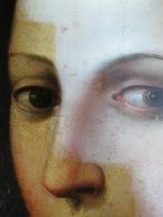 St Appolonia's face